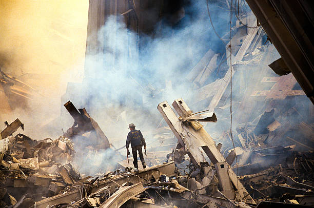 USA: 11th September 2001 - Remembering 9/11