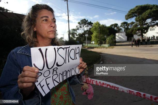 The rugbiers who killed Fernando Baez Sosa were taken to an audience at the Court of Guarantees nº6 of Villa Gesell Argentina on February 12 2020