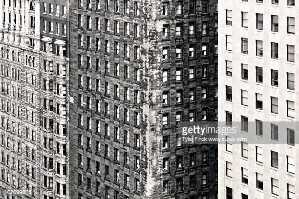 The Rugged Skyscrapers of Philadelphia