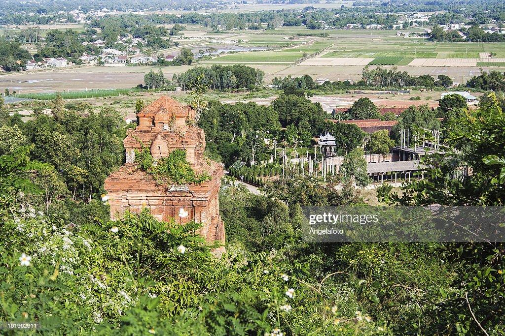 Die Ruinen von Champa, Vietnam : Stock-Foto