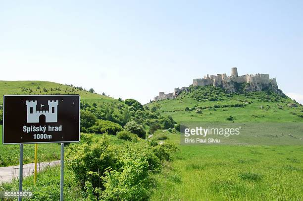 The ruins of Spis Castle in eastern Slovakia form one of the largest castle sites in Central Europe. It was included in the UNESCO list of World...