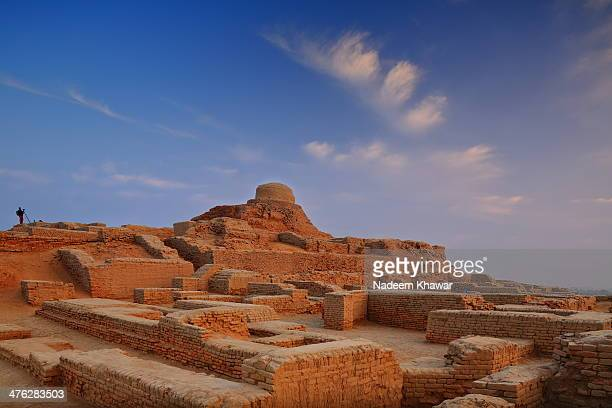 The ruins of the city remained undocumented for over 3,700 years, until their discovery in 1922 by Rakhaldas Bandyopadhyay, an officer of the...