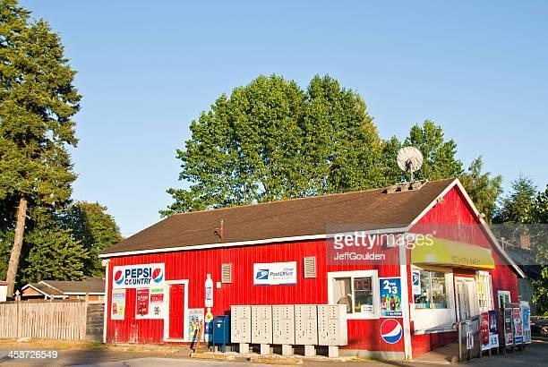 Primo villaggio ufficio postale statunitense
