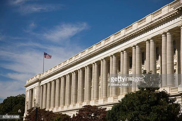 The Russell Senate Office Building, is part of the United States Capitol Complex, a group of about a dozen buildings and facilities in Washington...