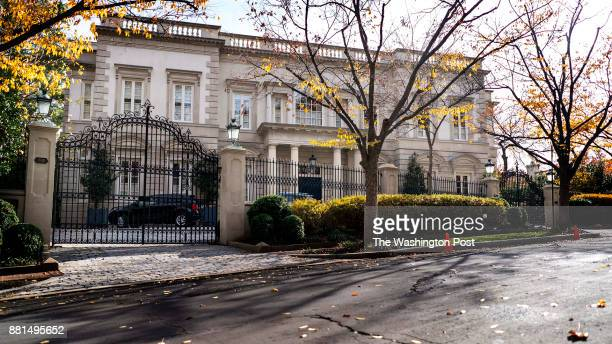 Image result for photos of russian embassy in USA