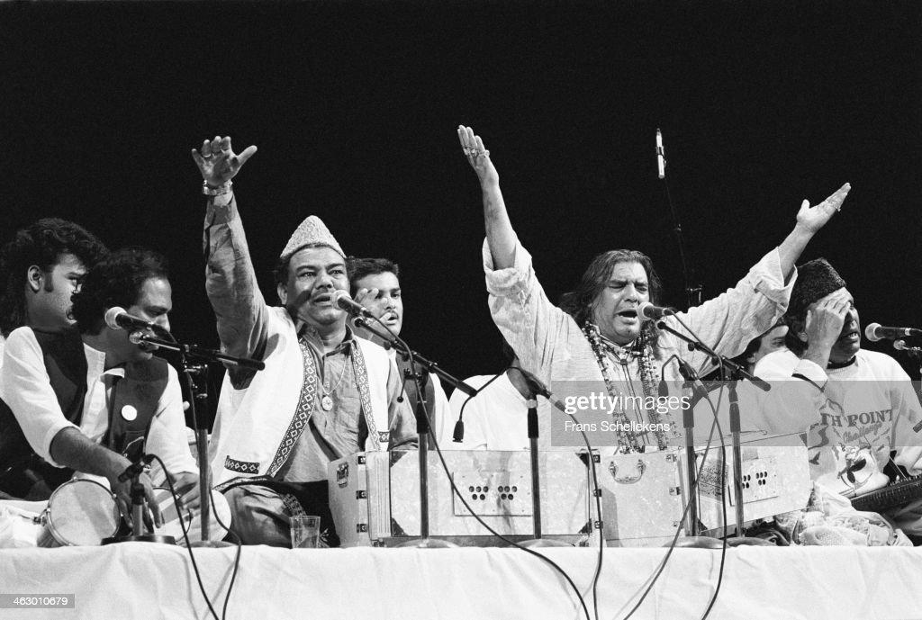 Sabri Brothers 1990 : Nieuwsfoto's