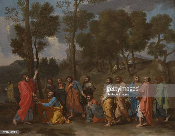 The Sacrament of Ordination Found in the collection of Kimbell Art Museum