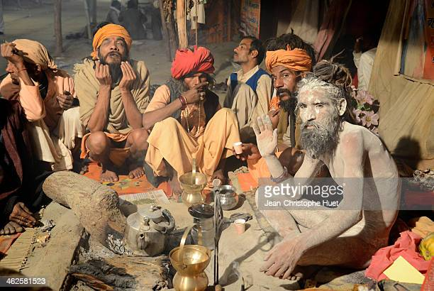 CONTENT] The sadhus are the holy men and renunciates in hindu religion The Kumbh Mela is the biggest hindu pilgrimage and the largest gathering of...