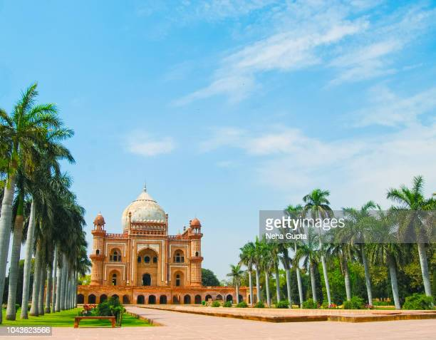 The Safdarjung Tomb, New Delhi, India