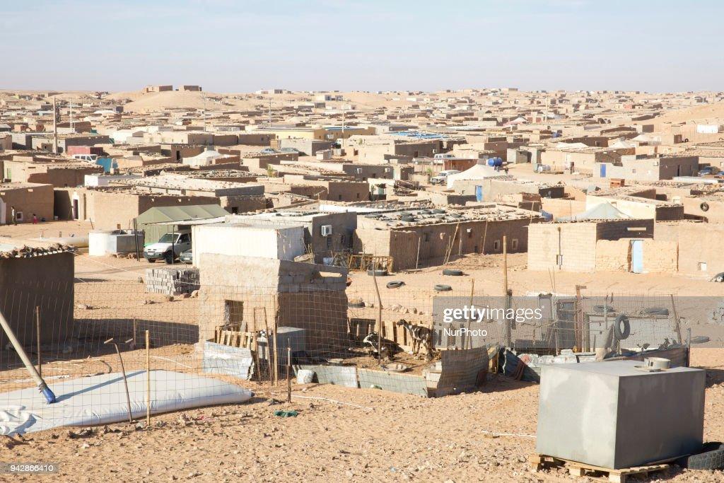 The Saharawi Refugee Camps : News Photo