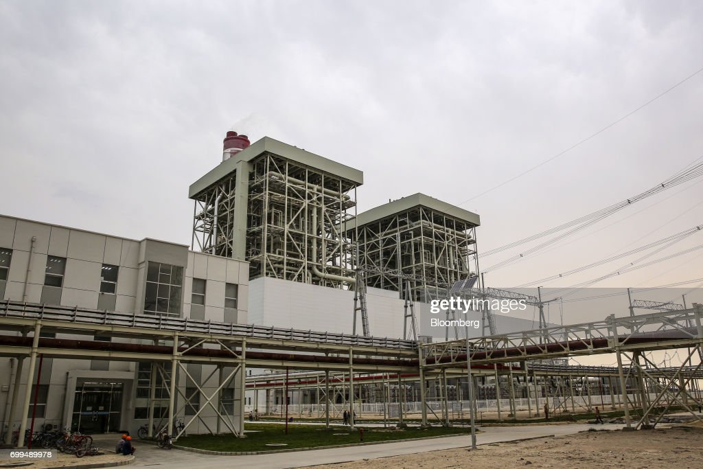 The Sahiwal coal power plant owned by China`s stateowned Huaneng Shandong Rui Group stands in Sahiwal Punjab Pakistan on Wednesday June 14...