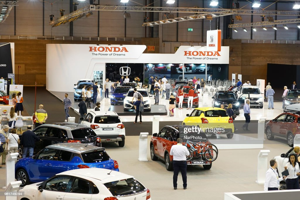 The Salon del Automovil de Madrid 2018