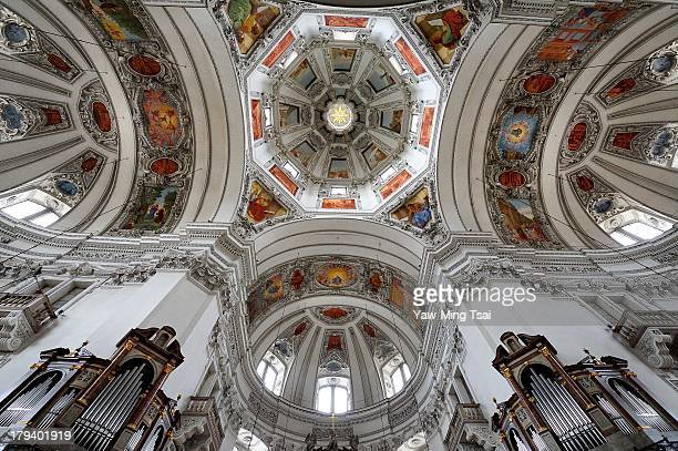 CONTENT] The Salzburg Cathedral also known as Salzburg Dome is a seventeenth century Baroque cathedral of the Roman Catholic Archdiocese of Salzburg...