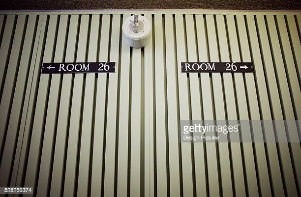 The Same Room in Both Directions