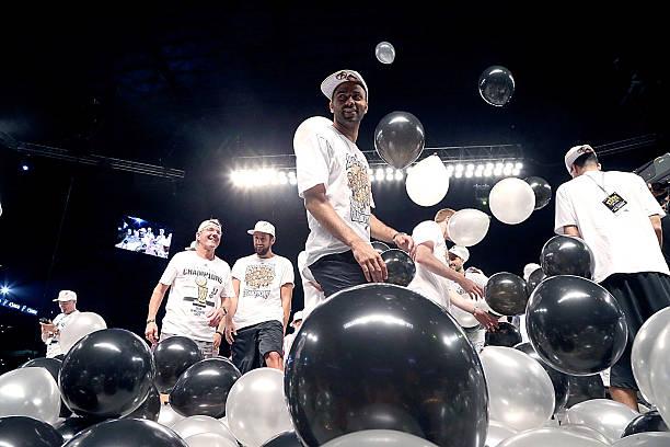 San Antonio Spurs Victory Parade And Rally