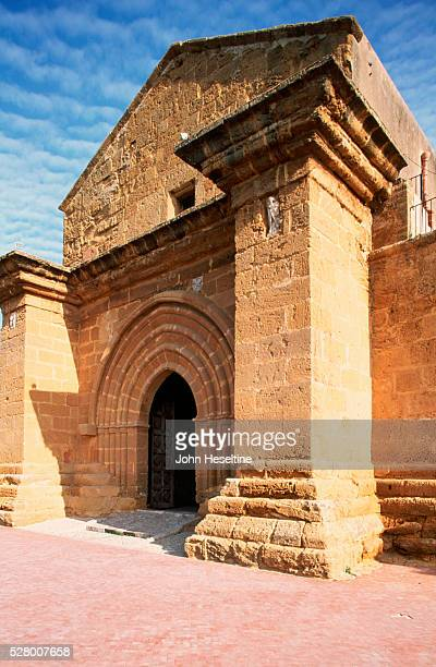 The San Biagio Church in the Valley of the Temples in Agrigento Sicily