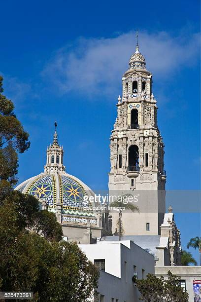 The San Diego Museum Of Man Located In Balboa Park San Diego California