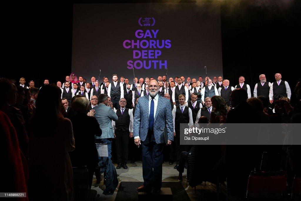 """Gay Chorus Deep South"" - 2019 Tribeca Film Festival : News Photo"