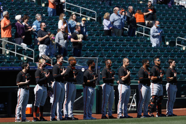 AZ: San Francisco Giants v Texas Rangers