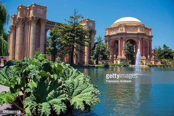 CONTENT] The San Francisco Palace of Fine Arts is the only building left on the peaceful conclusion of the 1915 exhibition of Panama