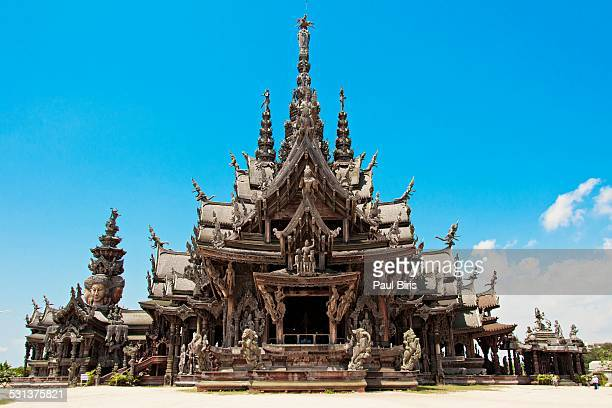 The Sanctuary of Truth Heaven Recreated on Earth