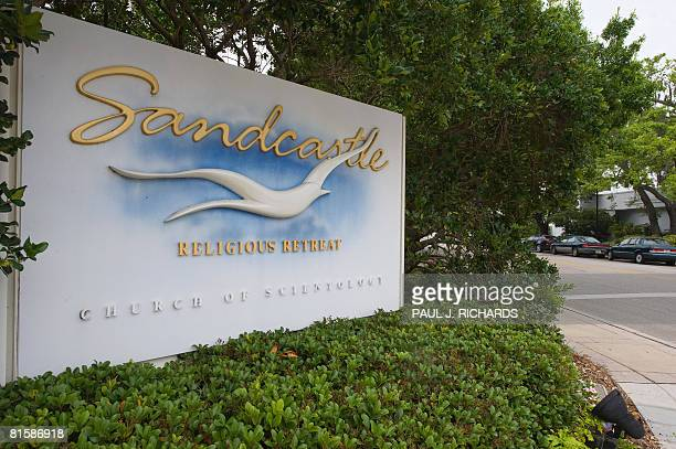 The Sandcastle religious retreat a hotel for the highest level of Scientology training and part of the Church of Scientology's multiple Tampa...