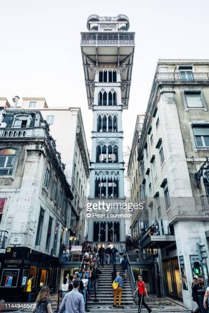The Santa Justa Lift