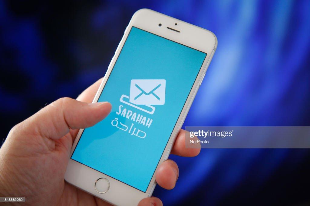 saraha français iphone