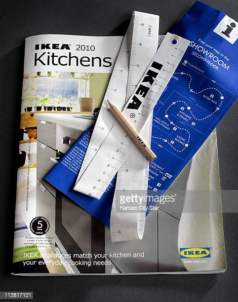 The savvy Ikea shopper hits the store with the company's catalog measuring tape and a store map