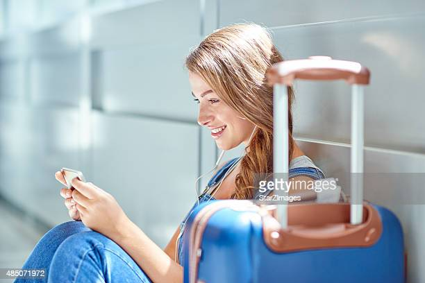 The savvy traveler knows the importance of keeping entertained