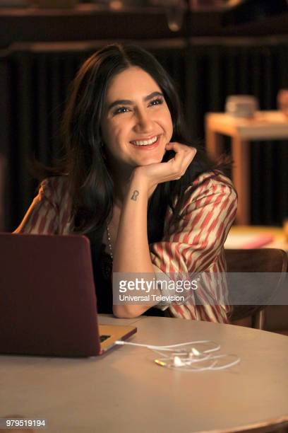 TYPE 'The Scarlett Letter' Episode 203 Pictured Nikohl Boosheri as Adena ElAmin