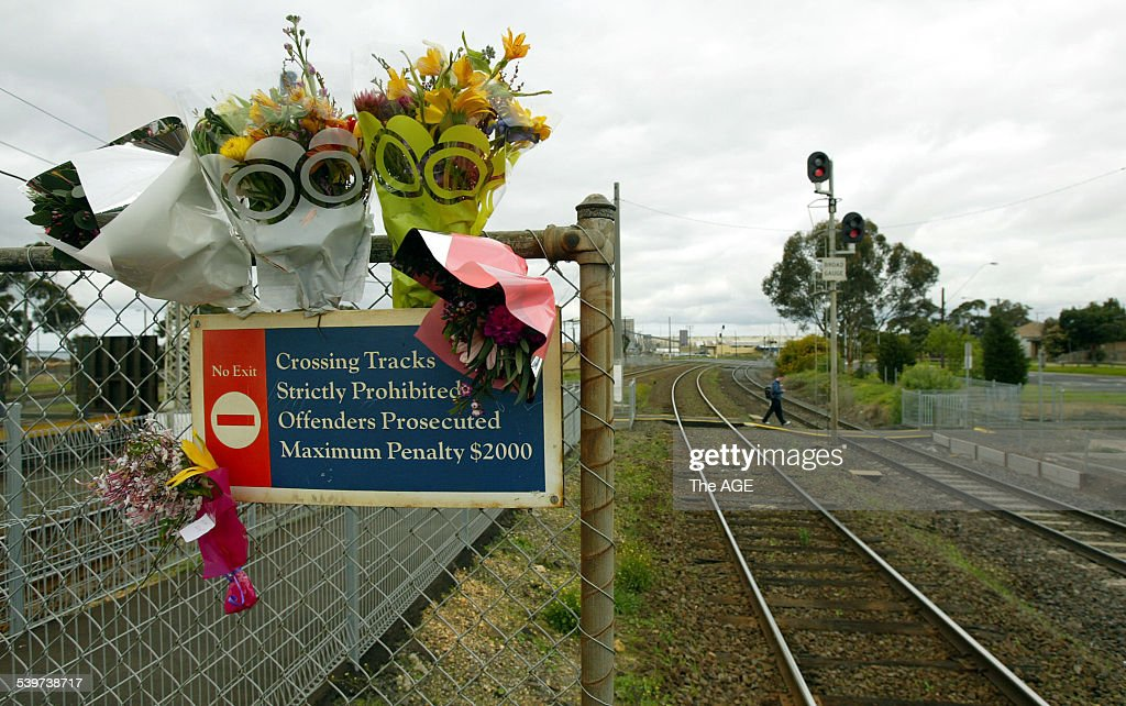 The Scene Today At North Shore Railway Station In Geelong Where Sarah News Photo Getty Images