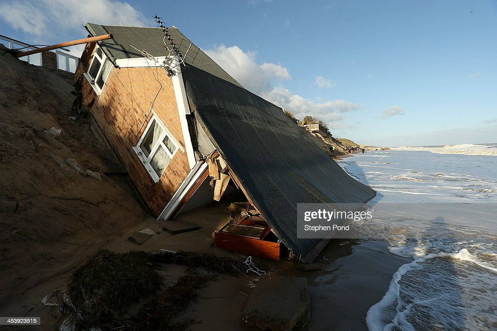 The 2013 Storm - Thousands of people were evacuated from their homes as a deadly winter storm and the highest tidal surge in 60 years hit east coast towns, causing flooding and damage in many areas.