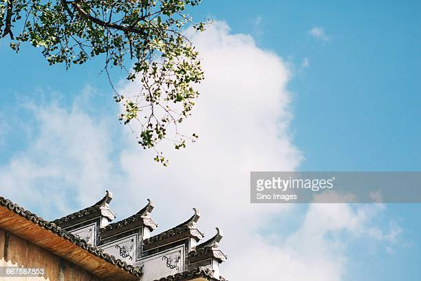 The Scenery of Hong Village in Anhui