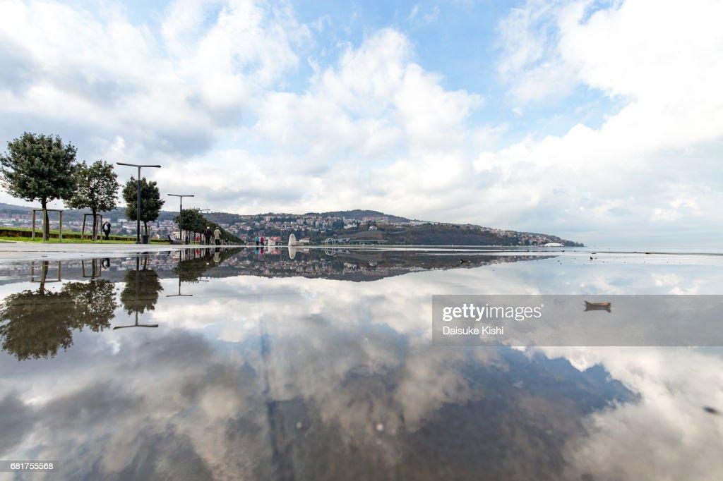 The Scenery of Koper, Slovenia : Stock Photo