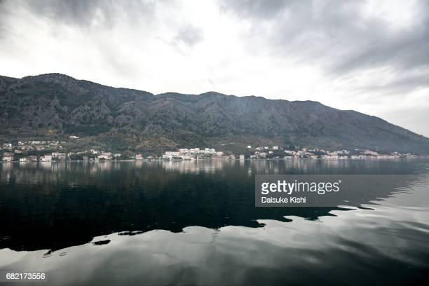 The Scenery of Kotor, Montenegro