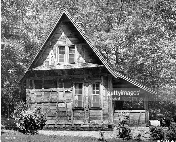 The Schenk Lodge named after Von Schenk a German forester who headed the famous Biltmore forest school on the Vanderbilt estate at the turn of the...