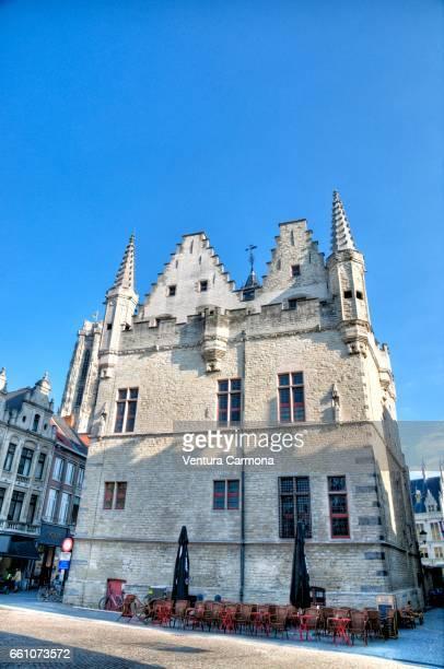 The Schepenhuis in Mechelen, Belgium