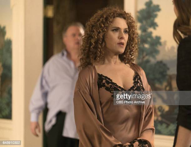 'The Schtup List' Ep 103 Episodic coverage of THE GOOD FIGHT Pictured Bernadette Peters as Lenore Rindell