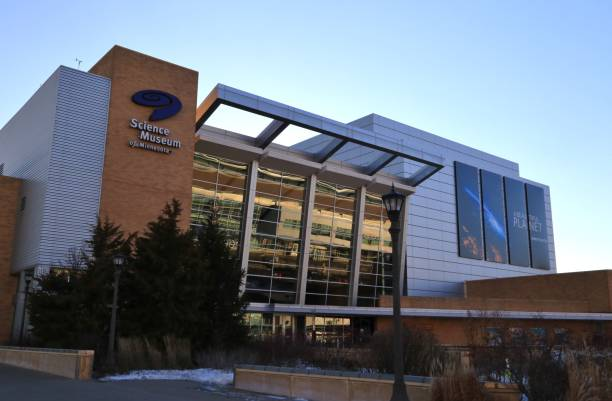 The Science Museum of Minnesota, Saint Paul, Minnesota, USA