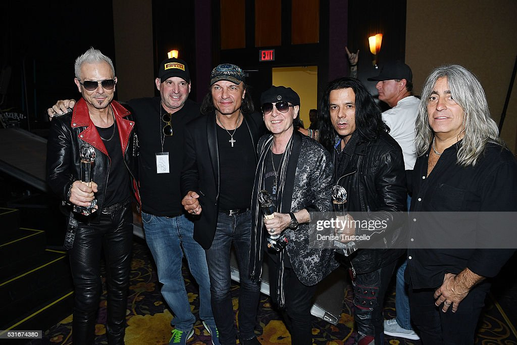 The Vegas Rocks! Magazine Hair Metal Awards 2016