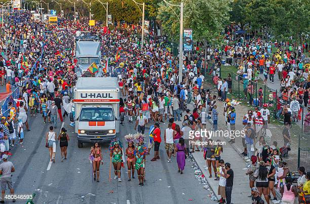 The Scotiabank Toronto Caribbean Carnival, formerly and still commonly called Caribana, is a festival of Caribbean culture and traditions held each...