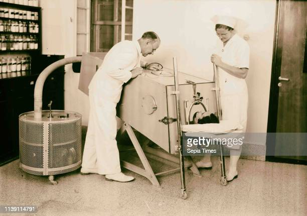 The Scots Mission Hospital The iron lung[] 1940 Israel Tiberias