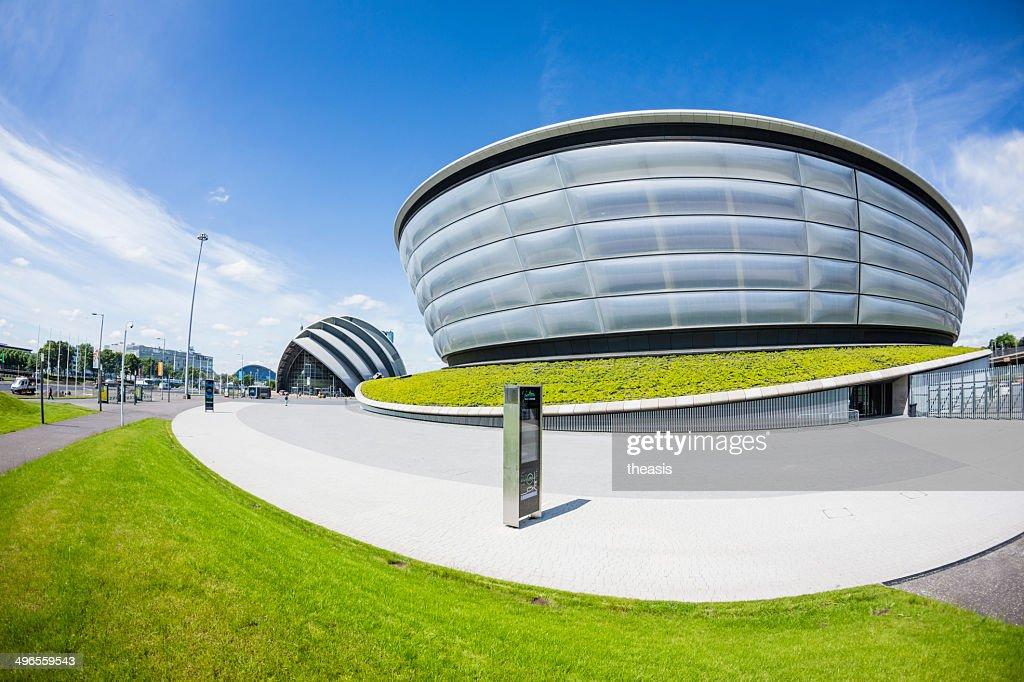The Scottish Hydro Arena, Glasgow : Stock Photo