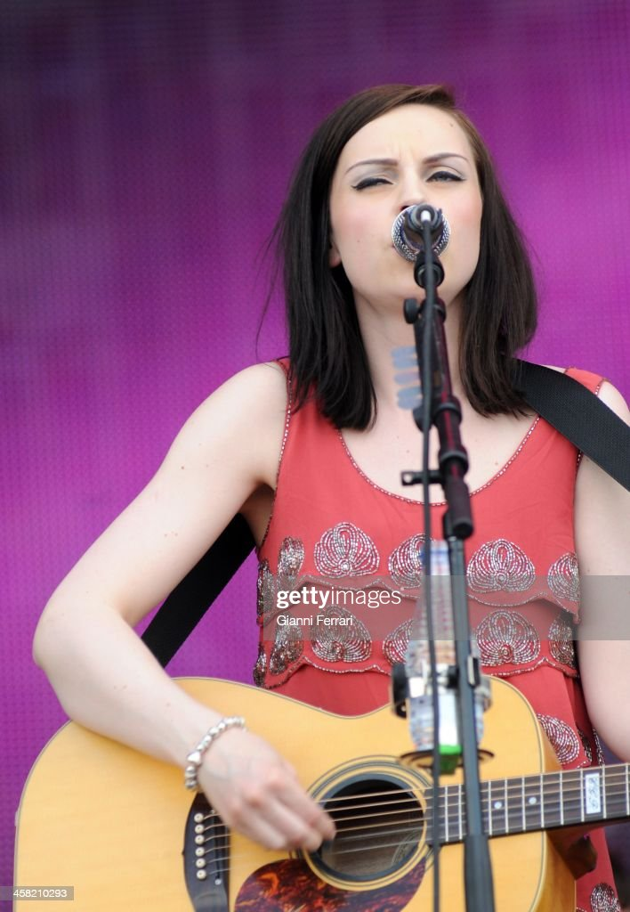 Amy Macdonald In 'Rock And Rio : News Photo