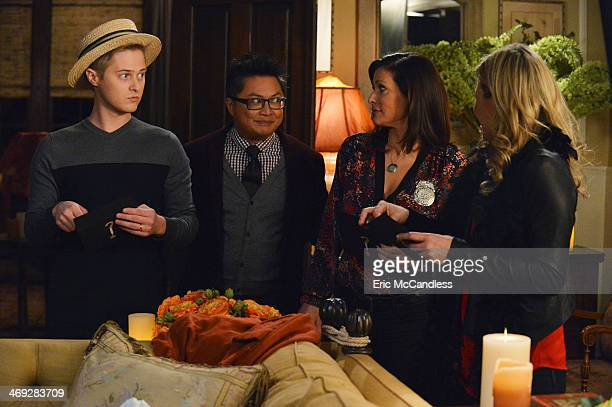 BIRTH The Scream Kathryn's celebration party reveals some unexpected news in an allnew episode of Switched at Birth airing Monday February 17 at...