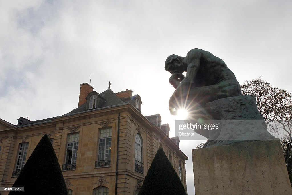 Extrêmement Rodin Museum : Public Opening In Paris Photos and Images | Getty  FE35