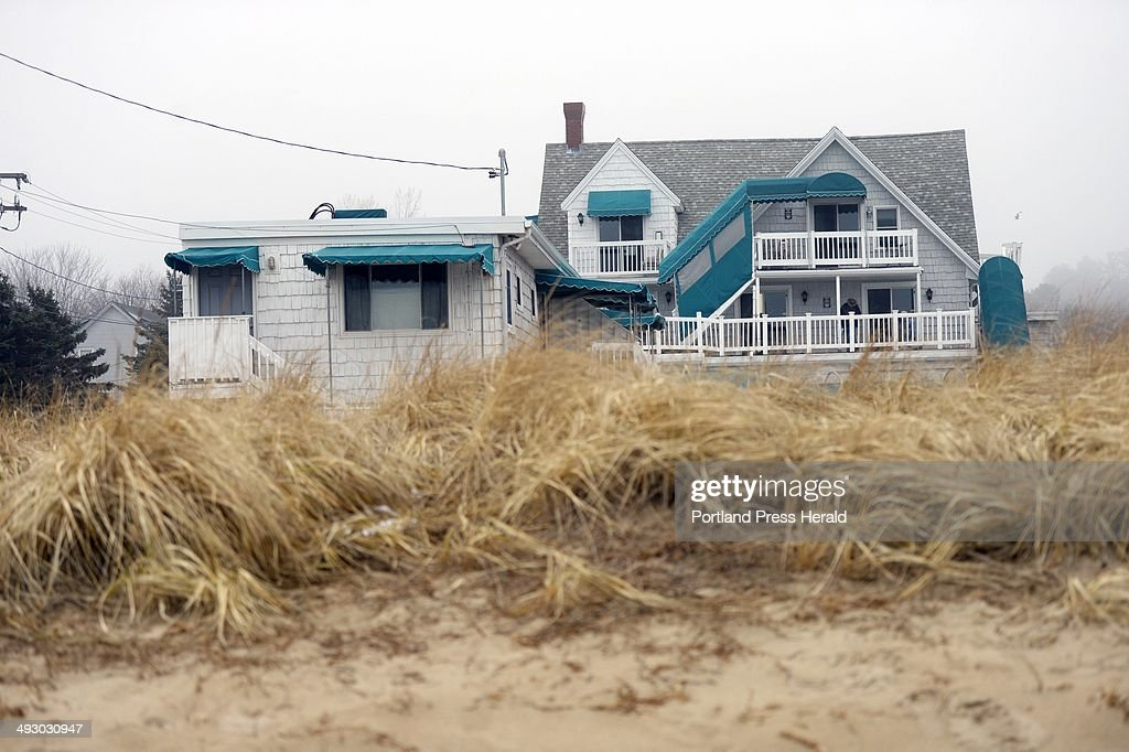The Sea Cliff House Motel In Old