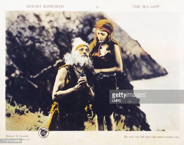 Bessie Love on lobbycard 1921