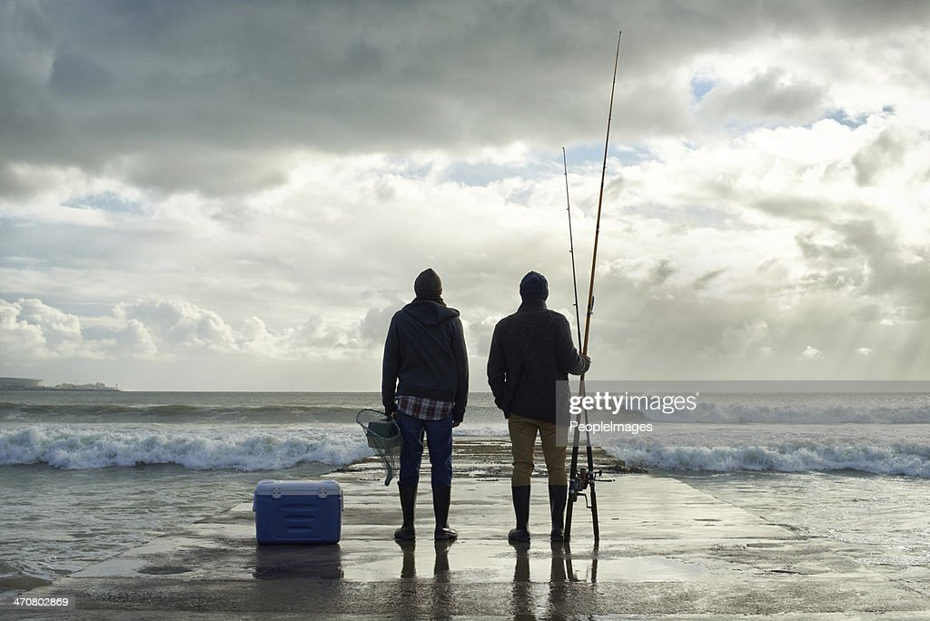 The sea was generous today... : Stock Photo